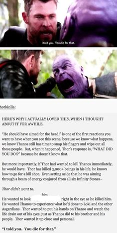 That was the second most badass move of the movie and I'm greatly sad that it didn't end Thanos.
