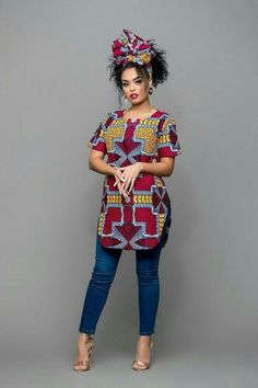 African Print Nesse Top We are want to say thanks if you like to share this post to anothe… – African Fashion Dresses - 2019 Trends Latest African Fashion Dresses, African Inspired Fashion, African Print Dresses, African Print Fashion, Africa Fashion, African Dress, African Prints, African Print Top, Ankara Fashion