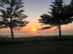 Sunrise at Shelly beach Central Coast NSW
