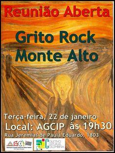 Parte da campanha de divulgação Grito Rock Mundo 2013, as peças lançaram as cidades produtoras das edições do festival neste ano  (CC BY-SA Grito Rock)
