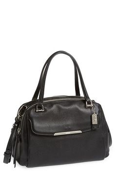 COACH 'Small Madison Georgie' Satchel available at #Nordstrom