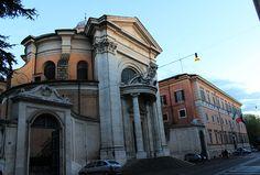 Gian Lorenzo Bernini San Andrea na Kwirynale