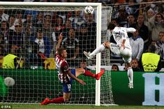 Real Madrid 4-1 Atletico Madrid (AET) - Champions League final bale goal