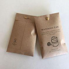 TOOL 割りピン付きポチ袋[GARDENING] No.2 http://www.pinterest.com/chengyuanchieh/