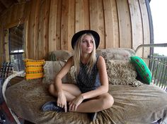 This year during SXSW, singer and songwriter Lily Meola invited #GoPro to join her and Lukas Nelson (Willie Nelson's son) in Luck, Texas.