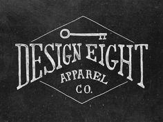 Design Eight | Skelly Tee by Ricky Lester, via Behance