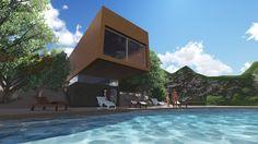 house modeling (lumion)