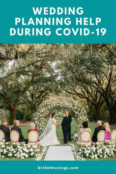 Everything you need to know about planning (or postponing) your wedding during the Coronavirus pandemic. Get help with rescheduling & replanning, fashion, elopement inspiration & moral support with our best best Covid-19 wedding-related articles. #weddingplanning #covidwedding Wedding Advice, Wedding Planning Tips, Plan Your Wedding, Wedding Vendors, Wedding Ideas, Weddings, Wedding Website, Wedding Blog, Youtube Wedding