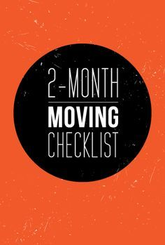 Moving Checklist A few of these won't apply to a military PCS move, but still a helpful list. ChecklistA few of these won't apply to a military PCS move, but still a helpful list.