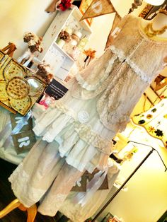 PLUS SIZE Lagenlook Gypsy prairie mori girl lace jacket/vest/shirt/topper size 14/16/18 XL 1X. $39.00, via Etsy.