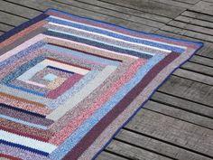 Generationstæppet | Hæklet tæppe | Crochet Blanket