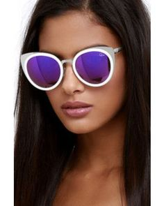 Quay Sunglasses- Girly Talk