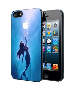 The Little Mermaid Ariel Apple Samsung Galaxy S3/ S4 case, iPhone 4/4S / 5/ 5s/ 5c case, iPod Touch 4 / 5 case