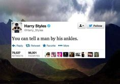 SOMEONE NEEDS TO LET HARRY KNOW WE DONT KNOW HOW TO RESPOND TO STUFF LIKE THIs