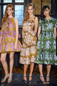 Cynthia Rowley SS'14 NYFW Covet Fashion