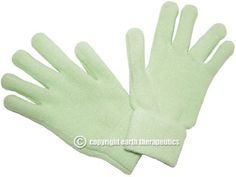 Earth Therapeutics Soft Hands Gel Gloves 1 Pair ** For more information, visit image link. (This is an affiliate link)