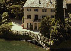 Celebrity Homes - George Clooney's Italian Villa Home | Celebrity Homes