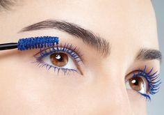 Máscara Fantástica Azul Faces - 7ml  Mais cor para a sua maquiagem.
