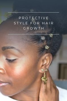 On demand & super easy protective hairstyle to try.