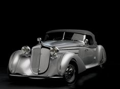 1938 Horch 853A Erdmann and Rossi Sport Cabriolet