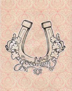Lucky Tattoo by SavannahColleen on DeviantArt