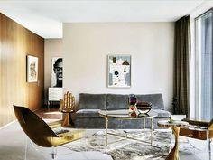Mimosa Lane: Interiors || Pedro Friedeberg Hand Chair