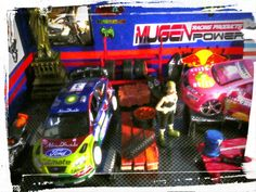 My another Diorama Garage , i made it my self .