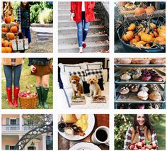Looking for Instagram accounts to follow for fall fashion inspiration? Lucky for you I've rounded up 5 of my favorite accounts that are perfect for your daily dose of fall outfit ideas!