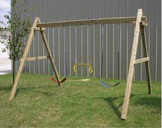 7 Best Swingset Images Gardens Kids Yard Swing Set Plans