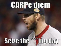 Welcome back, Chris Carpenter
