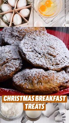 Christmas Snacks, Christmas Breakfast, Christmas Cooking, Christmas Brunch, Fun Baking Recipes, Dessert Recipes, Cooking Recipes, Cool Recipes, Snacks Recipes
