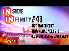 Inside Disney Infinity 43 - Disney Infinity 2.0 Marvel Super Heroes Down...