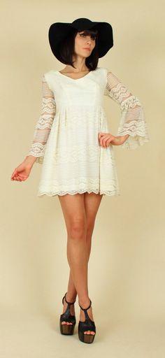 60s babydoll dress