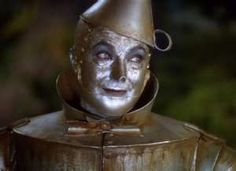 The Tin Man from The Wizard of Oz is an INFJ. Obviously.
