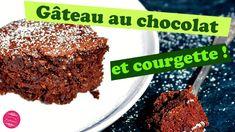 GATEAU AU CHOCOLAT et COURGETTE ! Sans beurre et trop bon ! {recette fac...