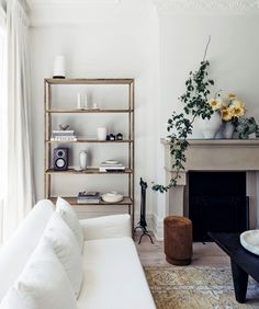 romantic living room vibes   classic house tour on coco kelley