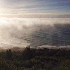 Foggy mountain by anbuddy