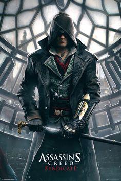 Assassin's Creed Syndicate - Big Ben Poster, Kunstdruck bei MonkeyPosters.de