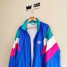 veste adidas 80