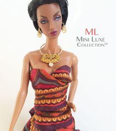 Joyería de la muñeca para muñecas Fashion por MiniLuxeCollection