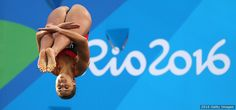 The Best Photos From Rio 2016: Aug. 13 Edition Kassidy Cook, Diving