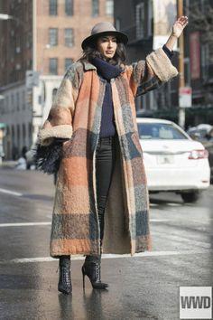 wwd:They Are Wearing: New York Fashion Week Fall 2015Photo by Ryan Kibler