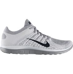 9e6f944a039d Fly free with no interruptions in the Nike® Free Flyknit 4.0 running shoe.  Featuring