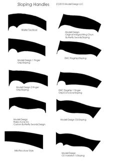 Αποτέλεσμα εικόνας για knife handle designs