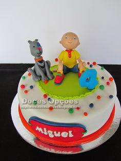 Doces Opções: O Ruca e o Riscas no 4º aniversário do Miguel
