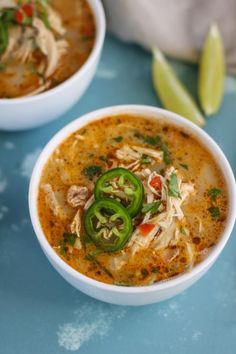 Now it's a whole lot easier to do the Whole30 in the winter. #greatist https://greatist.com/eat/whole30-soup-recipes
