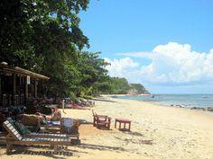 Praia do Espelho, considerada uma das mais lindas da região.
