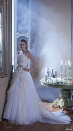 Jillian 2016 Wedding Dresses — Bambu Bridal Collection | Wedding Inspirasi