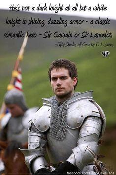 Henry Cavill as Christian Grey  facebook.com/henrycavillfans #henrycavill