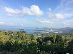 In Phuket view point!  Thailand!